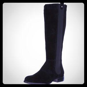 CORSO COMO black tall boots. 💛
